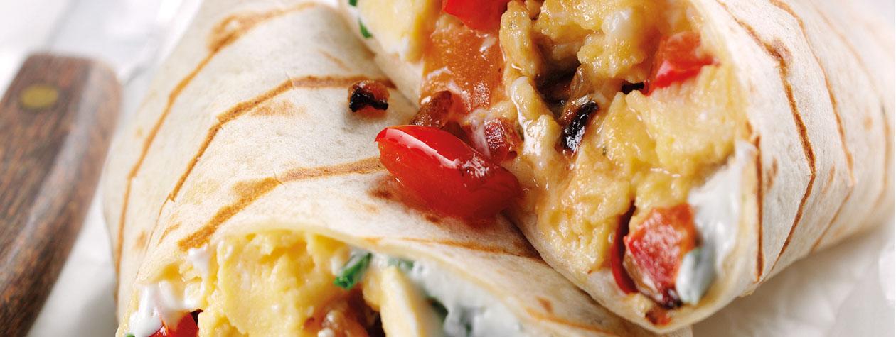 breakfast burrito recipe fage total yoghurt