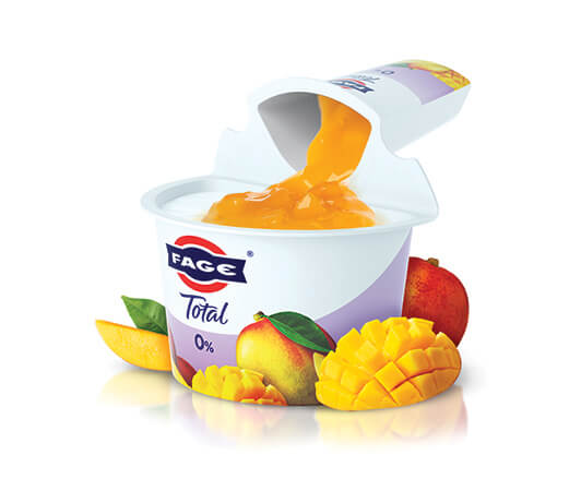 FAGE Total 0% Split Pot Yoghurt - Mango
