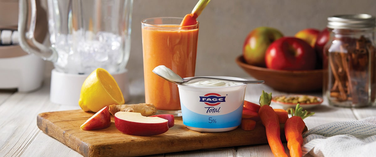 FAGE Total Carrot Smoothie