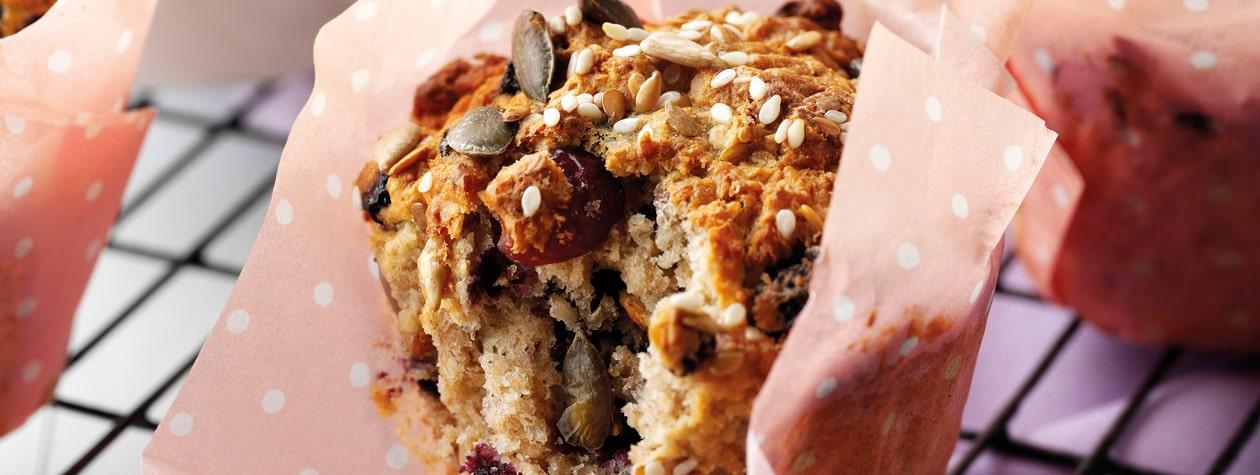 Healthy Breakfast Muffins Fage Uk