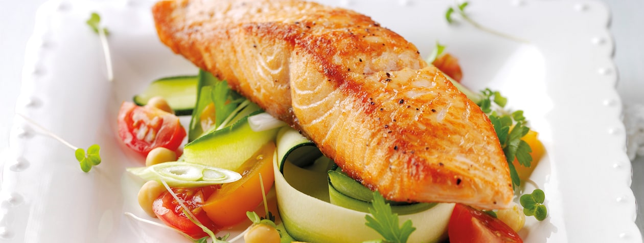 Healthy Mexican Salmon